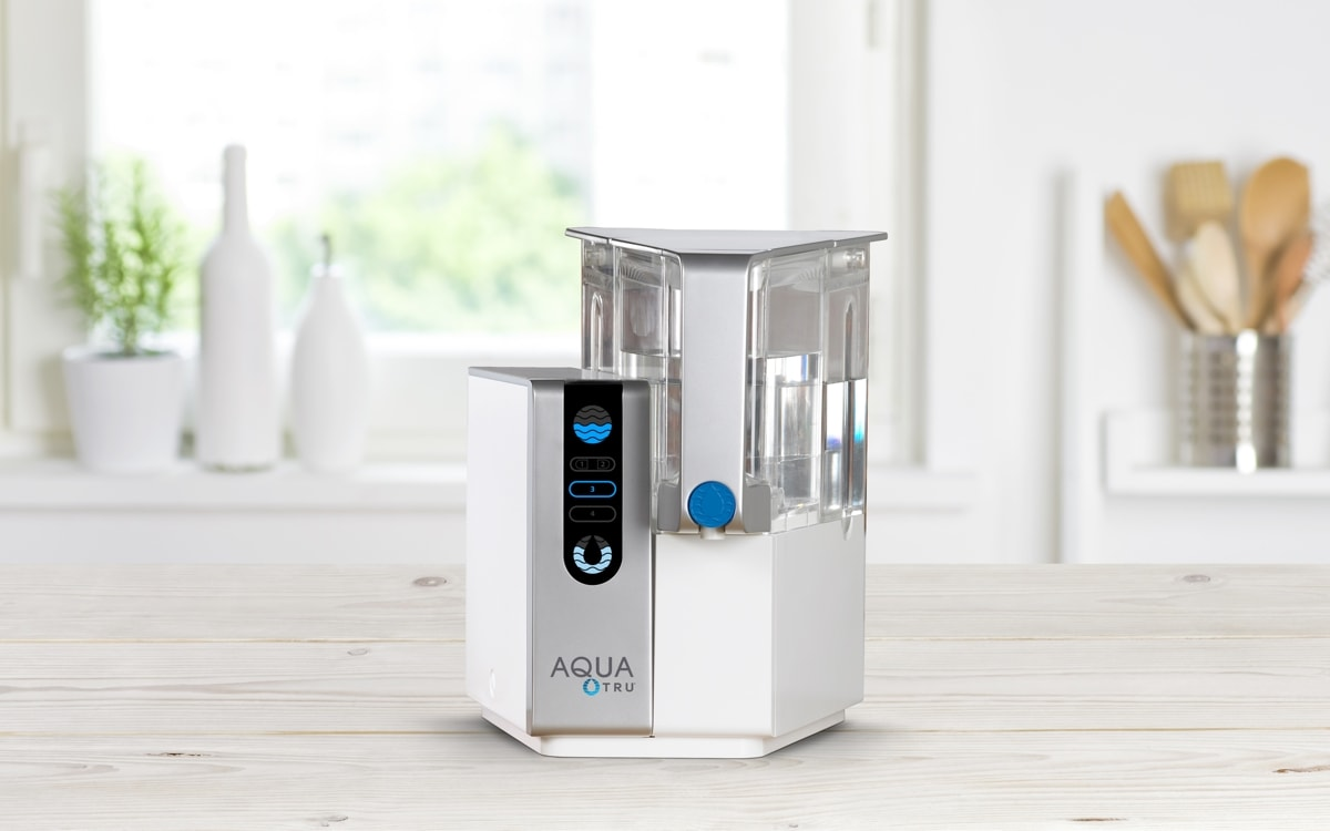 Countertop RO water purifier